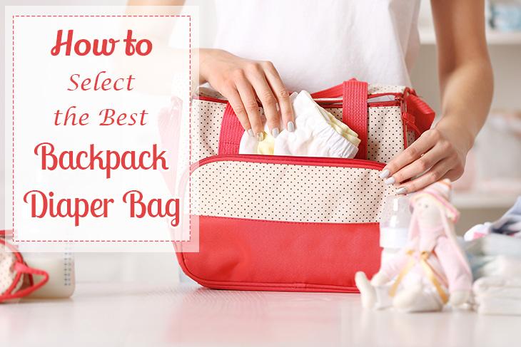 best backpack diaper bag